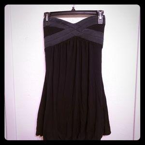 Babe Strapless Mini Dress